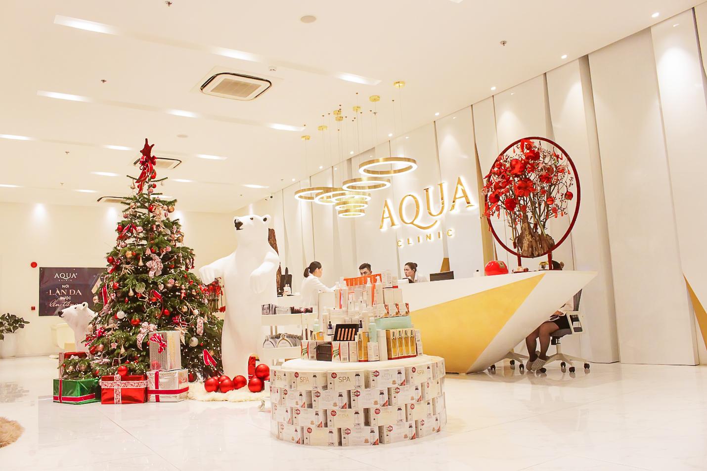 Aqua Clinic: Địa điểm làm đẹp uy tín lâu năm tại Sài Gòn - Ảnh 1