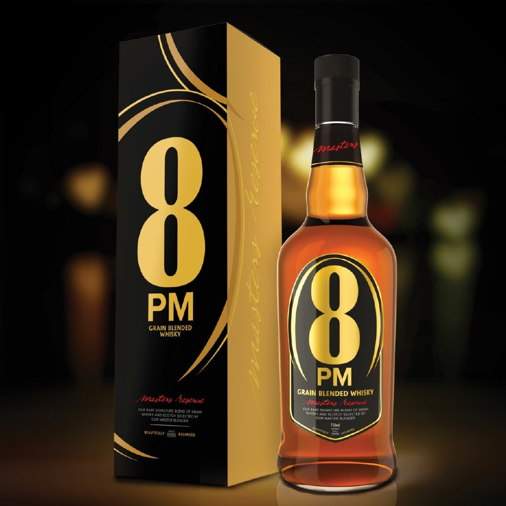 8PM whisky