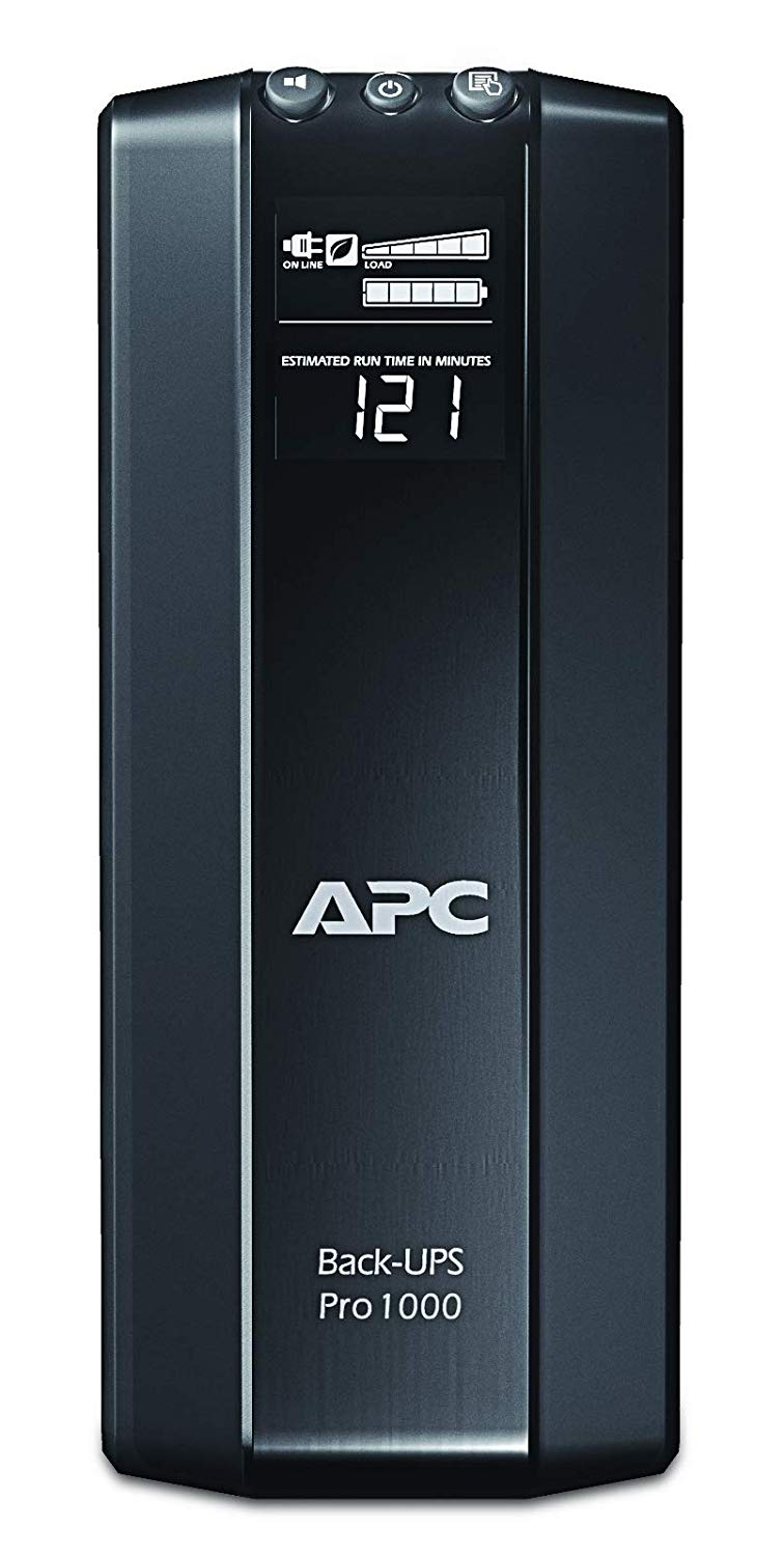 APC UPS BR1000G-IN 1 KVA UPS For PC
