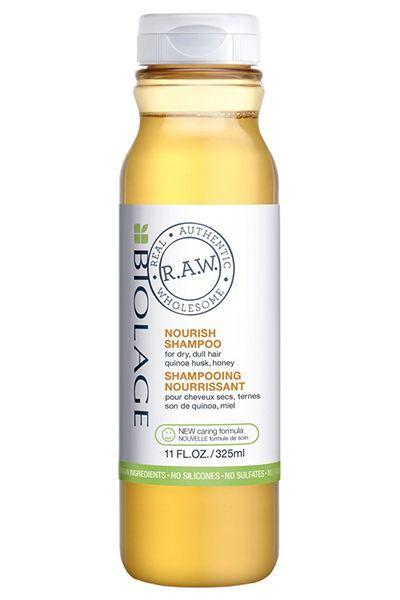RAW Nourish Shampoo for Dry Hair