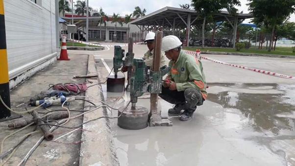 Khoan cắt bê tông Đồng Nai – Nhanh, chính xác