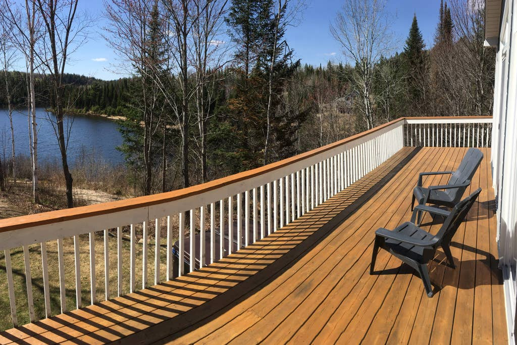 Waterfront cottages for rent in Lanaudiere #14