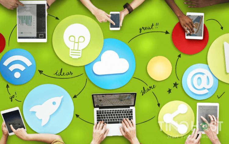 Tiếp thị kỹ thuật số tiếp cận thị trường khách hàng tiềm năng