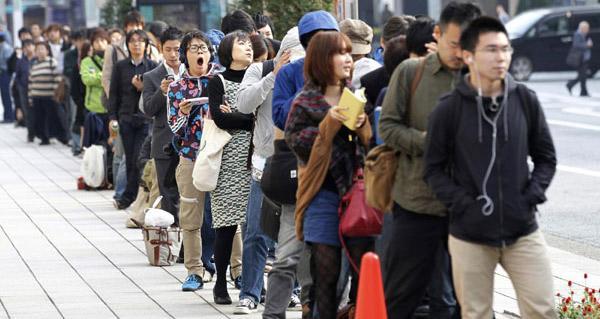 ทำไมคนญี่ปุ่นเข้าแถว ไม่แซงคิว