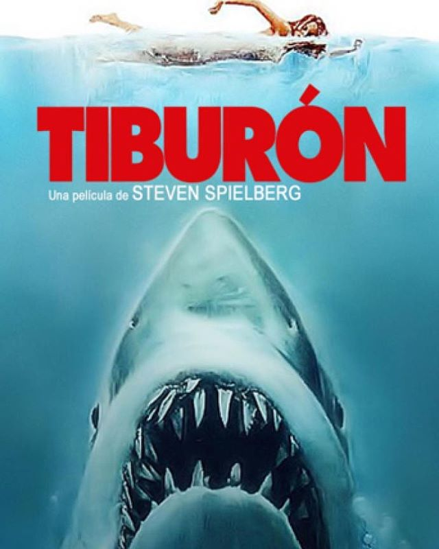 Tiburón (1975, Steven Spielberg)