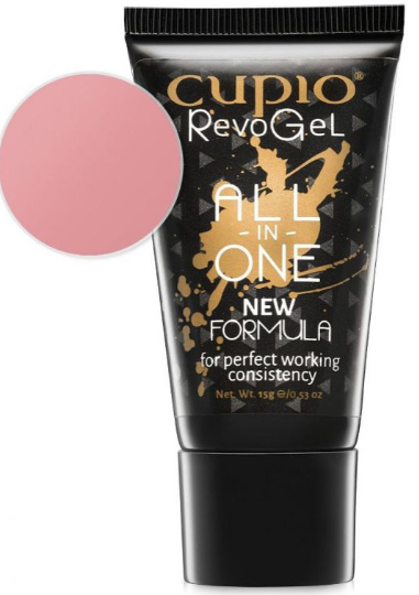 Gel UV pentru unghii gama RevoGel Classic French, 15 ml - gasit pe cupio.ro