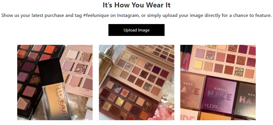 feelunique product page ugc.PNG