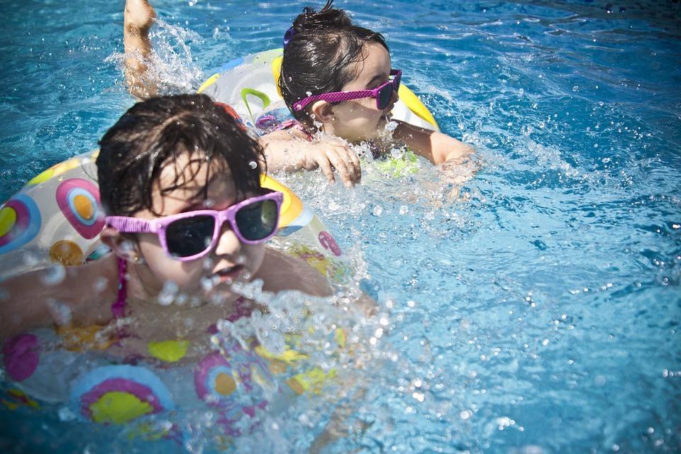 Gafas De Sol, Personas, El Agua, Azul, Verano, Sol