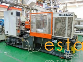 Demag D150-452 NCIII K (1993) Plastic Injection Moulding Machine
