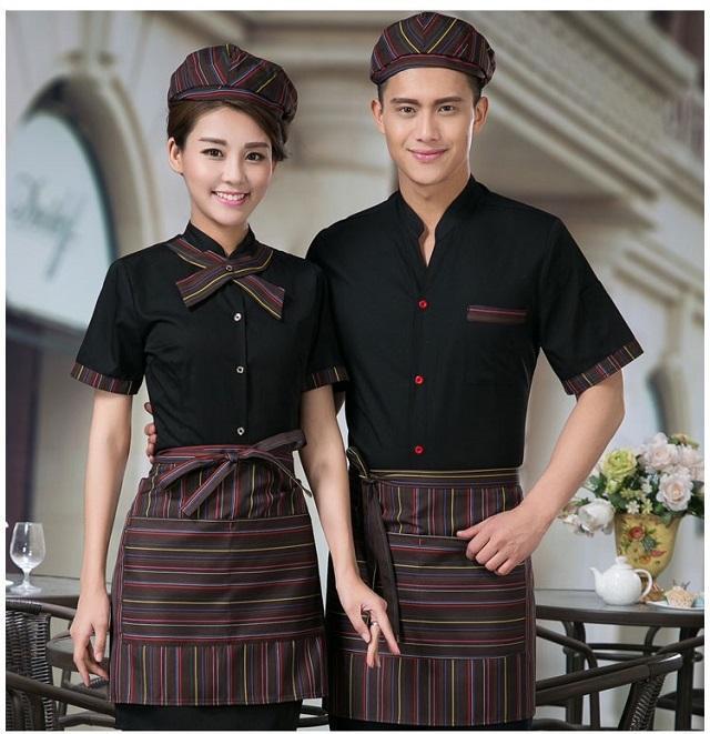 Đồng phục nhà hàng 5 sao