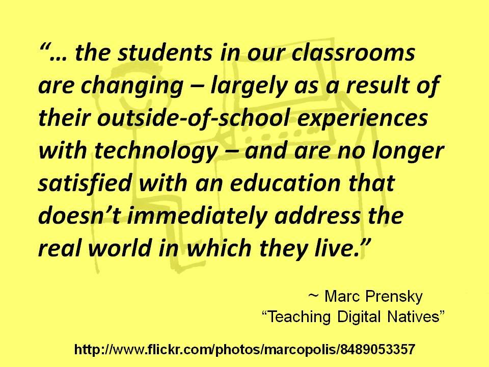 the students in our classrooms are changing – largely a… | Flickr