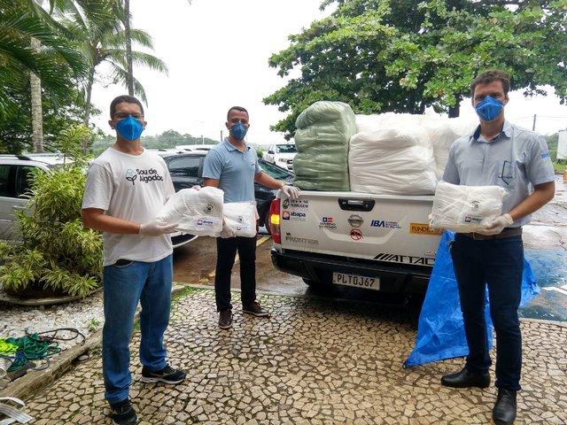 Produtores estão auxiliando o poder público no combate ao coronavírus