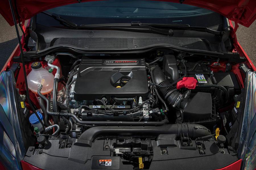 2018 Ford Fiesta Engine