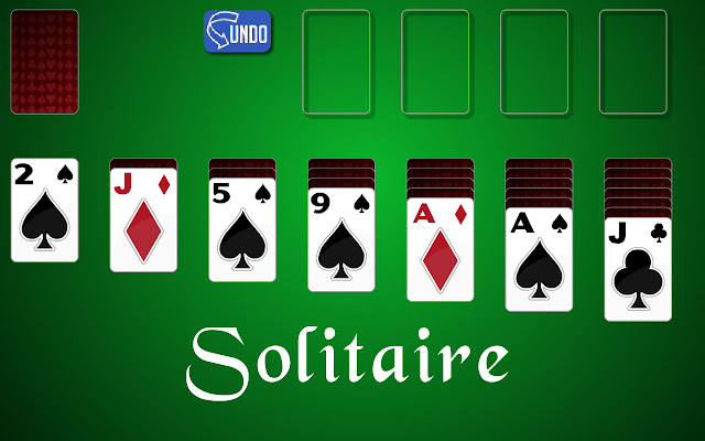 card game solitaire e