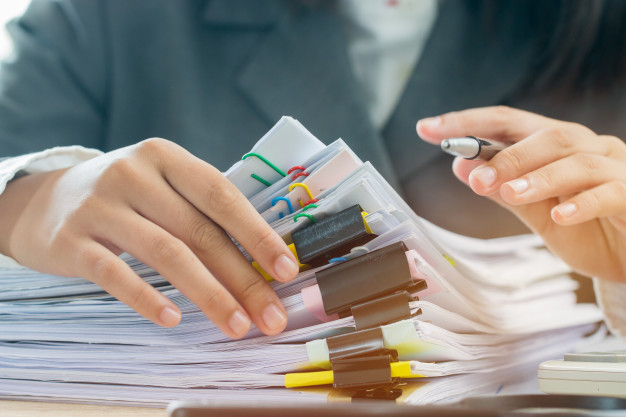 organizar-documentos