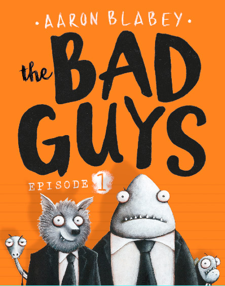 Image result for bad guys aaron blabey