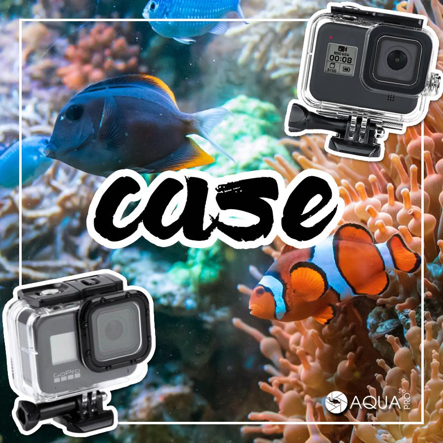 ถ่ายใต้น้ำ - case เคสกันน้ำ
