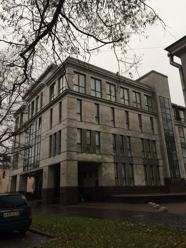 Дом Троллей Путина в Санкт-Петербурге, ул Савушкина, 55