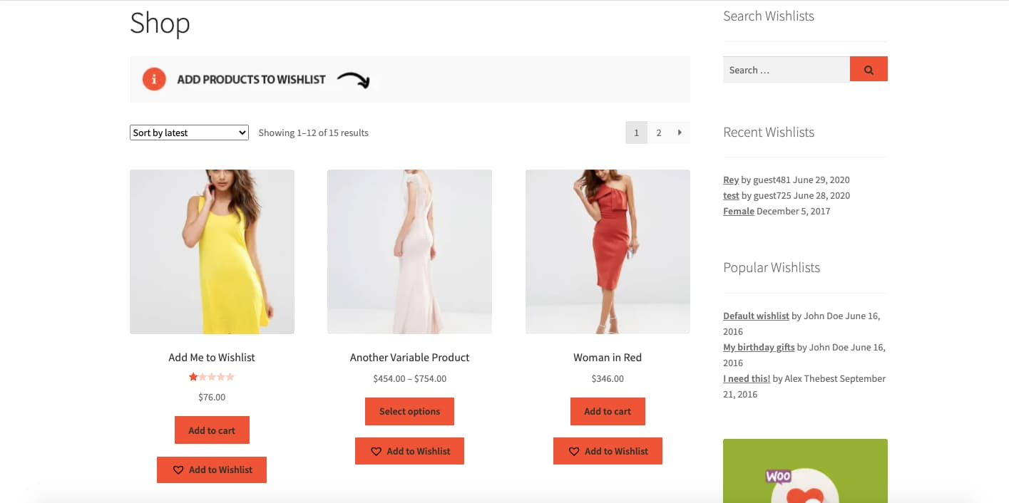 Best WordPress Plugins: TI WooCommerce Wishlist