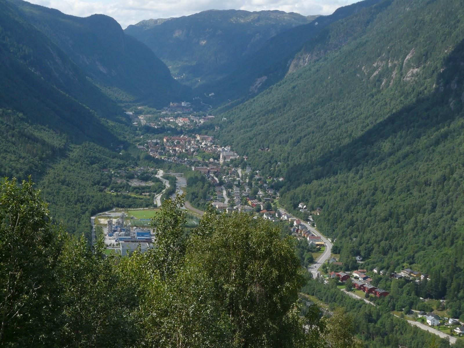 Rjukan – Wikipedia