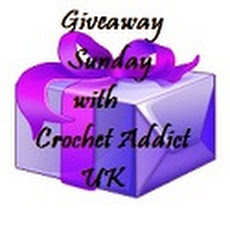 Crochet Addict UK Giveaway Sunday