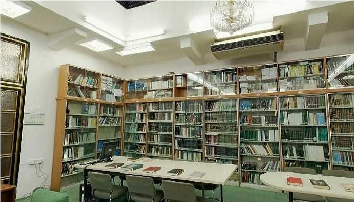 birthplace of prophet muhammad is now a public library in Makkah