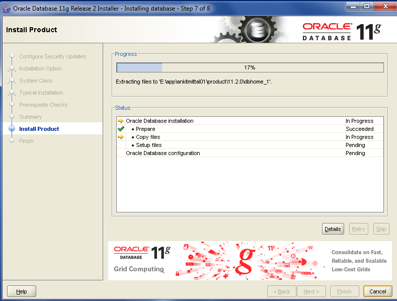 JavaMadeSoEasy.com (JMSE): Oracle 11g and SQL Developer installation and setup on 32/64bit ...