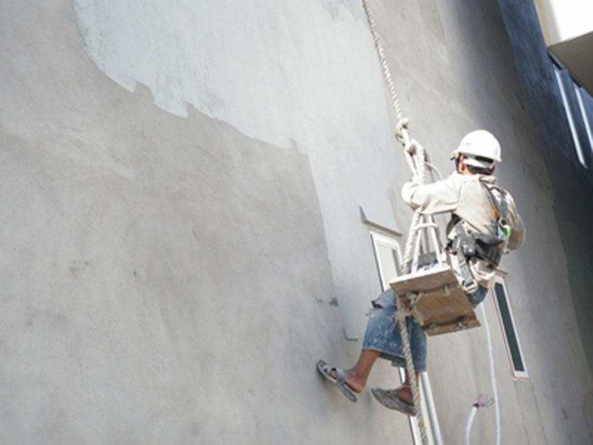 ết quả hình ảnh cho Dịch vụ thi công chống thấm tường nh