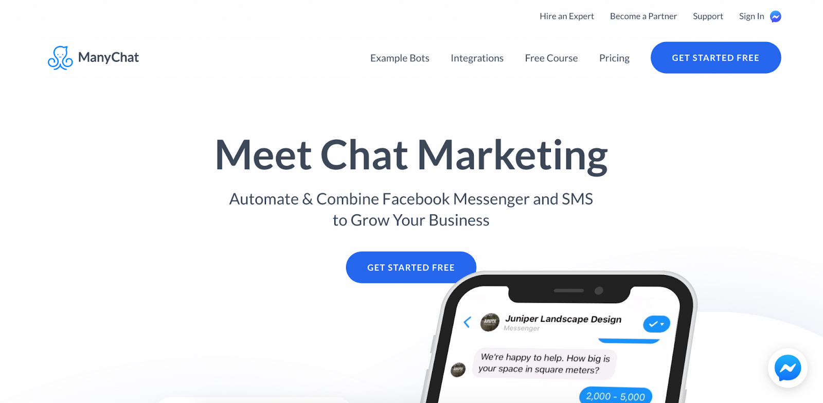 ManyChat Marketing Automation Tool