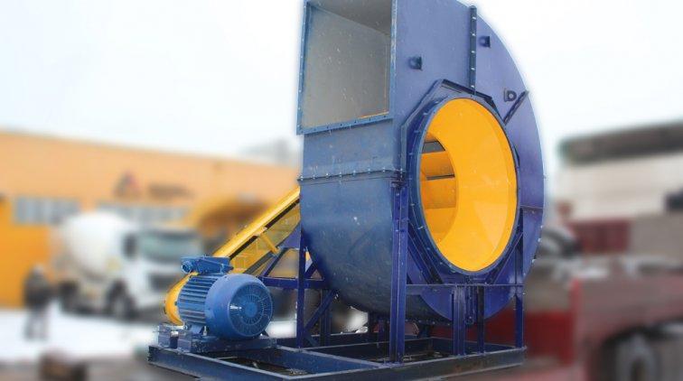 Преимущества и недостатки промышленных вентиляторов радиального типа