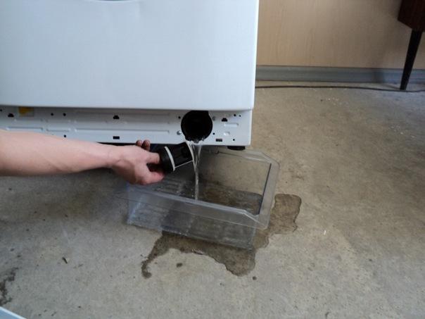 Как открыть замок стиральной машины