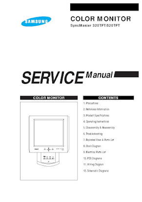 samsung syncmaster 970p service manual repair guide