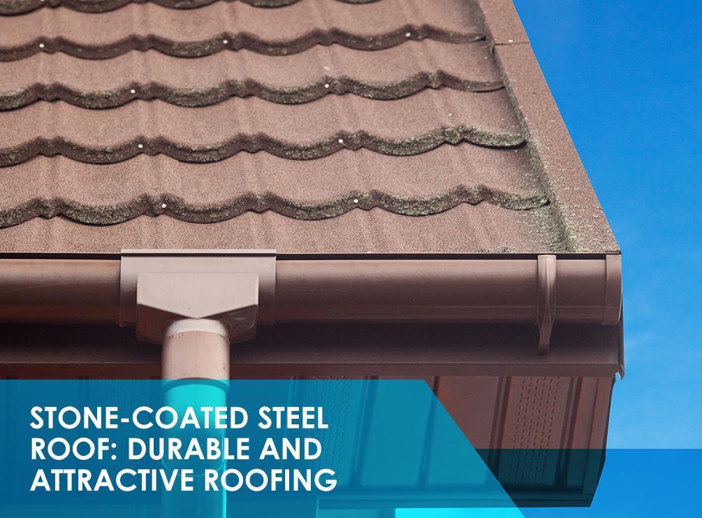 Stone-Coated Steel Roof