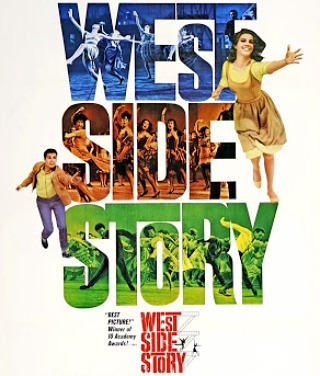 West Side Story. Amor sin barreras (1961, Robert Wise y Jerome Robbins)