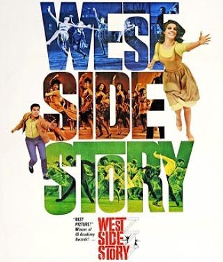 West Side Story. Amor sin barreras (1961, Robert Wise y Jerome Robbins)