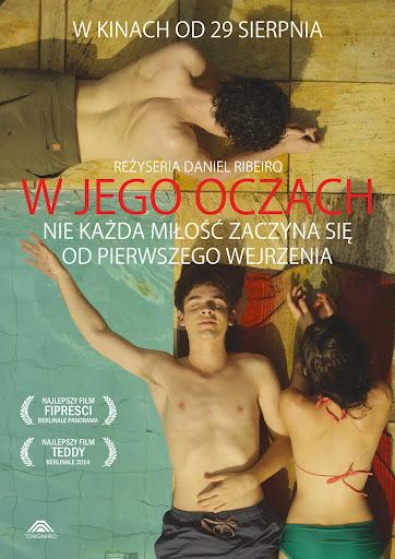 Polski plakat filmu 'W Jego Oczach'