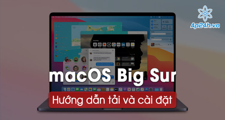 Cai dat macOS Big Sur 11.0.1 beta 1 cho nha phat trien