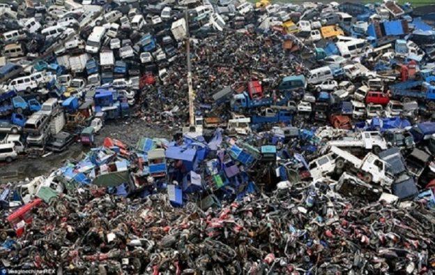 Thu mua phế liệu giảm thiểu ô nhiễm môi trường