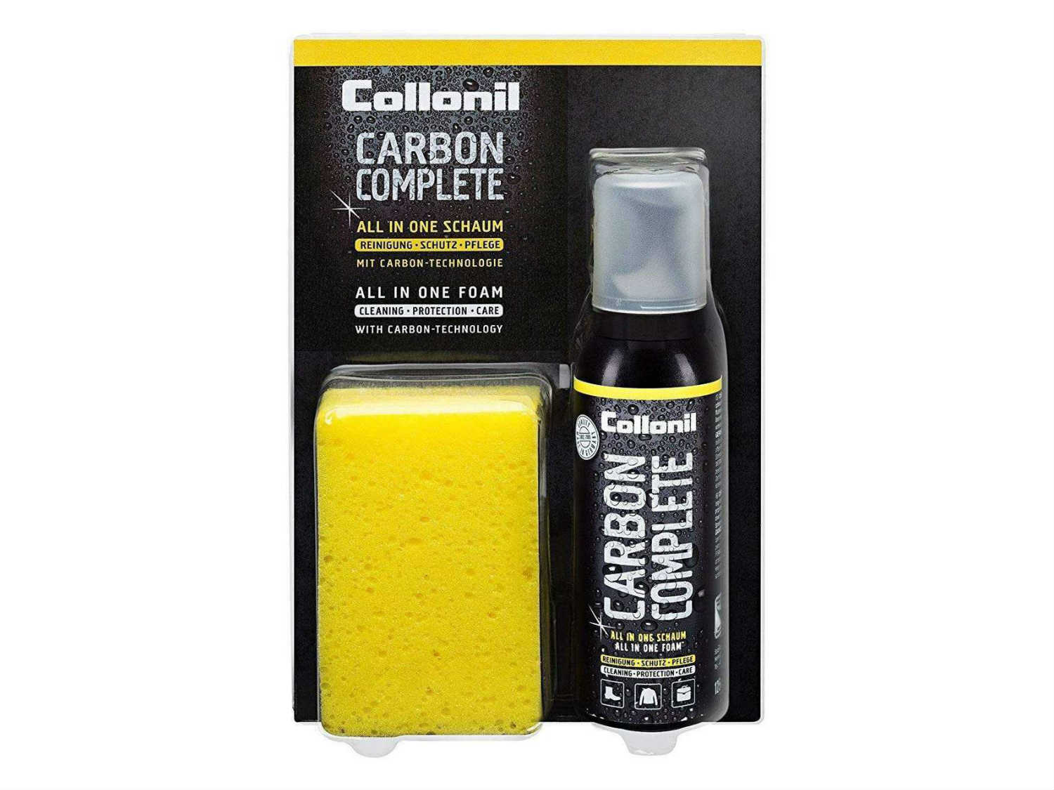 Collonil Carbon Complete all-in-one voor alle materialen