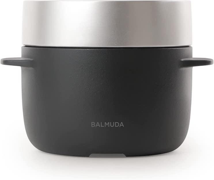 バルミューダ3合炊き電気炊飯器