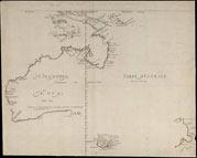Hollandia Nova detecta 1644 ; Terre Australe decouuerte l'an 1644