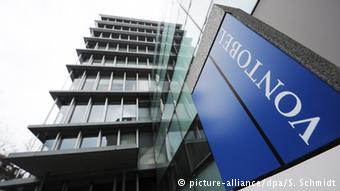Здание швейцарского Bank Vontobel