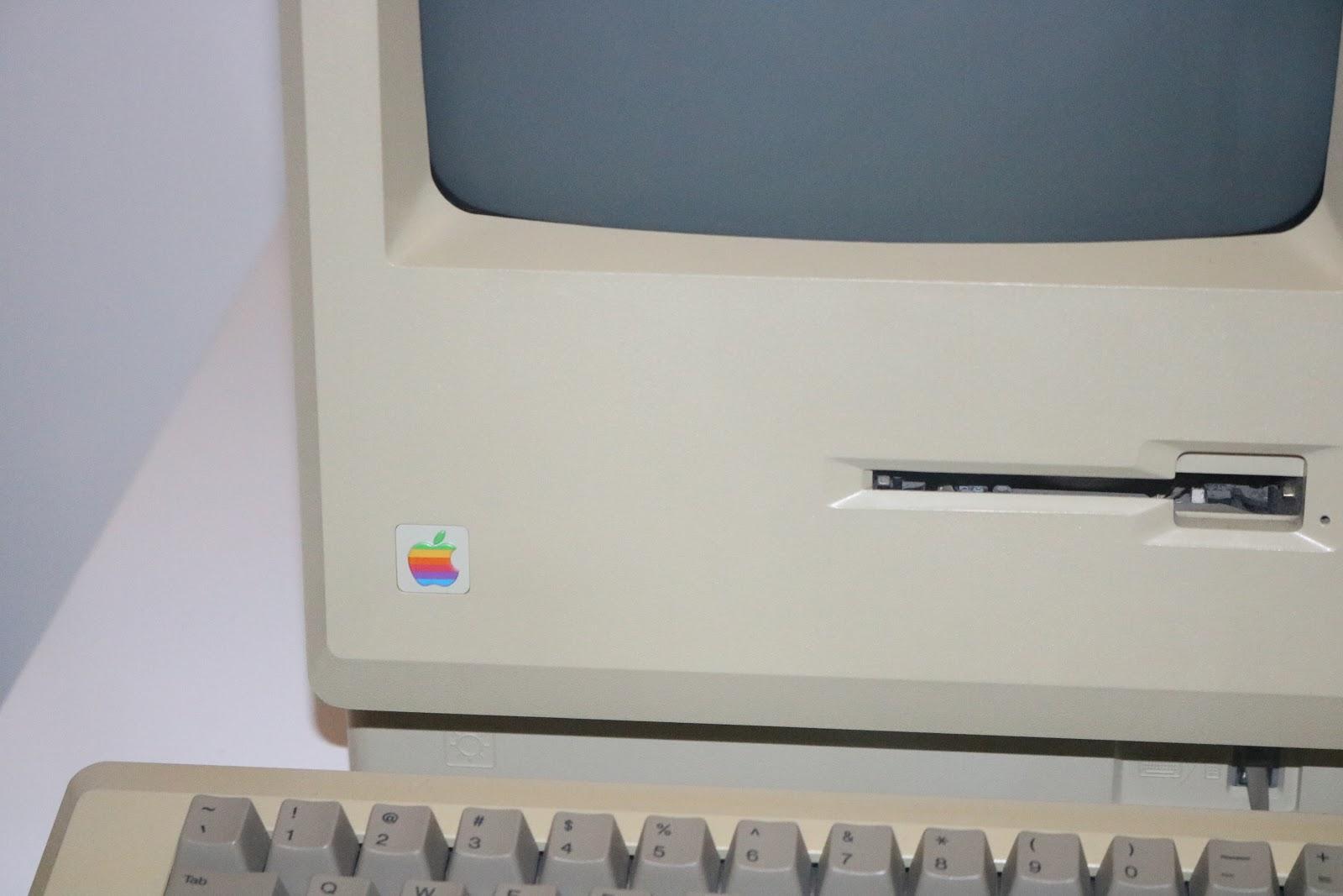 Old Mac Computer