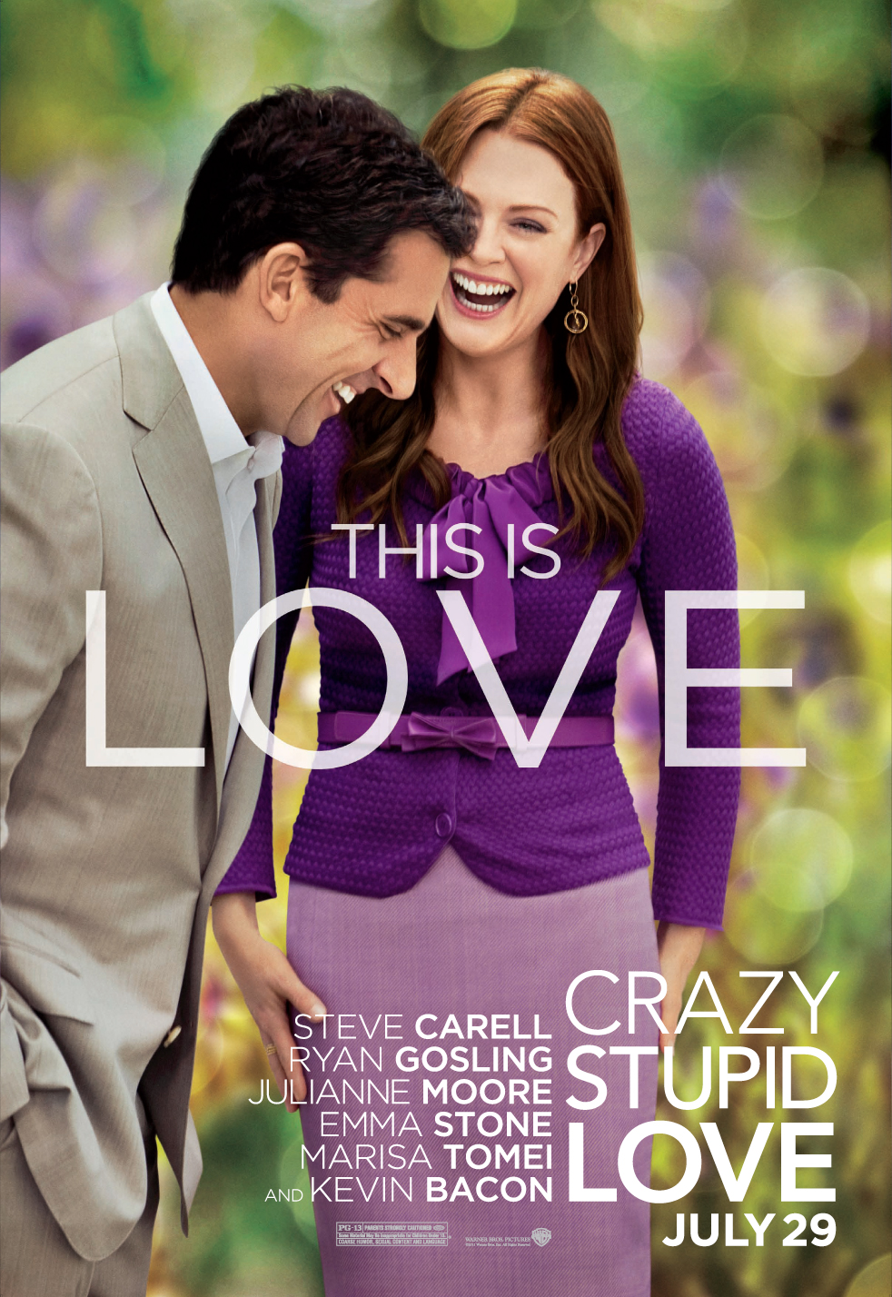 At the movies: *Crazy, Stupid, Love*