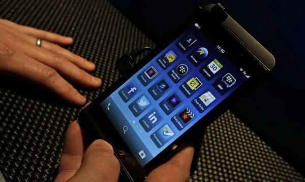 Fitur BlackBerry Z10