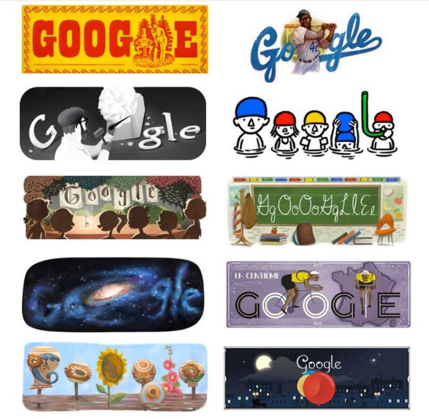 Lịch sử biểu trưng Google: Sự tiến hóa mạnh mẽ qua 20 năm 22