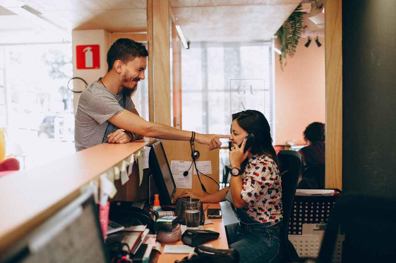Lembre-se disto: seu comportamento no ambiente de trabalho precisa estar em harmonia com seus companheiros.