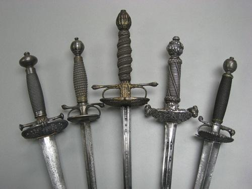 Guest Blog - The Swords of Cold Iron