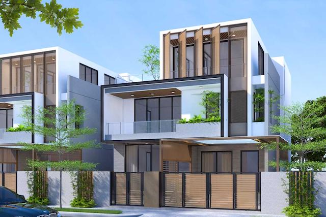Dự án Takara Residence Chánh Nghĩa đang triển khai giai đoạn 1