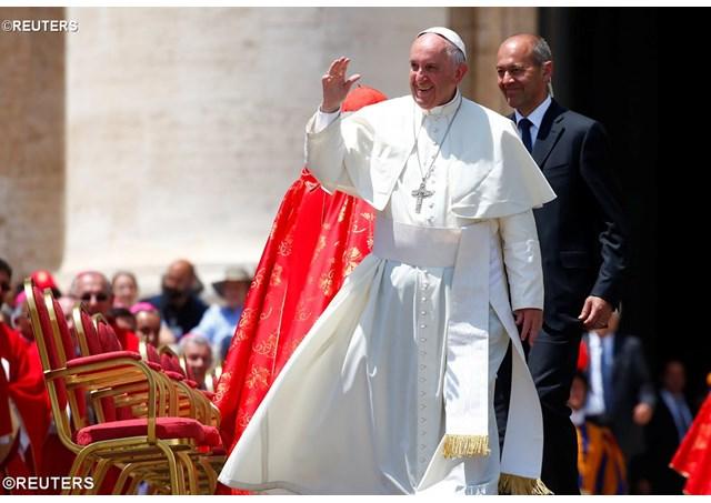 Đức Thánh Cha Phanxico: Sứ điệp Chúa nhật Thế giới Truyền giáo
